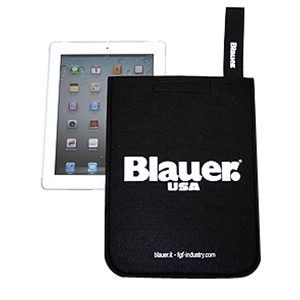 Blauer tablet cover filt