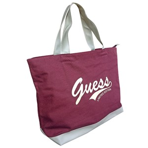 Guess canvas bag